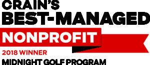 Crains's Detroit Best-Managed Nonprofit 2018