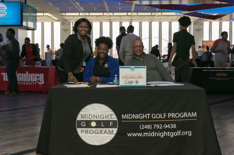 MGP College Fair at Quicken Loans Headquarters on November 9, 2019.
